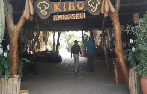 Amboseli Kibo