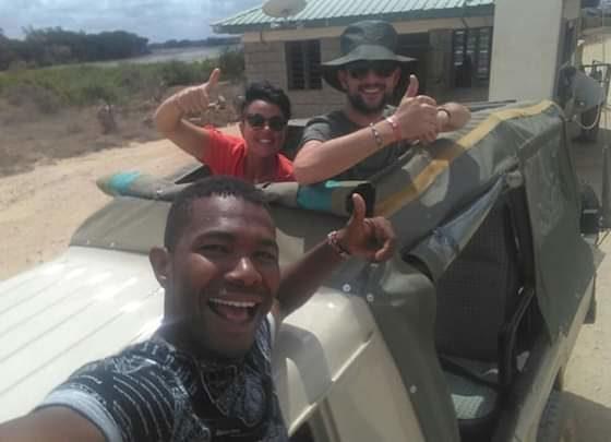 Ingresso Jeep Safari