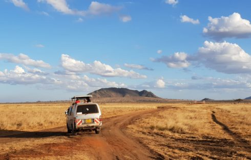 Tsavo East