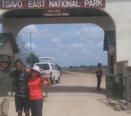 Tsavo Est