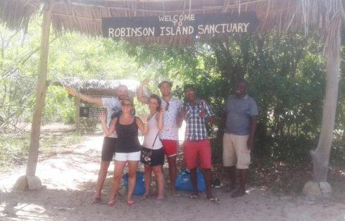 Robinson Island Sanctuary